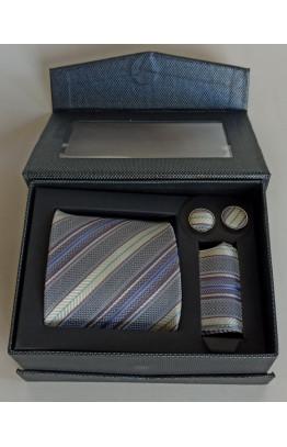 Corbata  rayada