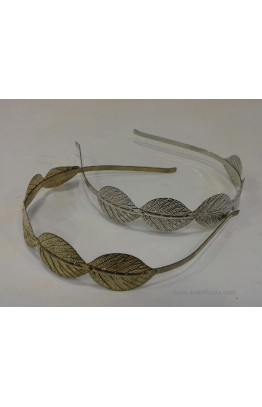 Diadema hojas